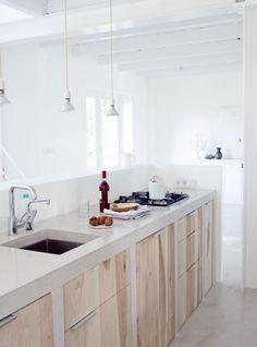 Deze keuken vind ik erg mooi Door Mariette