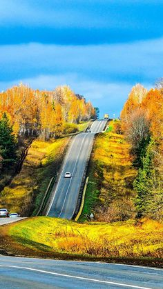 I'm travelling that road hell yea! Beautiful Roads, Beautiful World, Beautiful Landscapes, Beautiful Places, Ing Civil, On The Road Again, Roadtrip, Nature Pictures, Amazing Nature