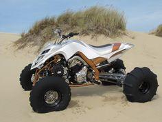 The Shocker Yamaha Raptor Turbo 03