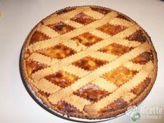 Pastiera napoletana Bimby 6 Biscotti, Recipies, Vegan, Cookies, Desserts, Kitchenaid, Food, Happy, Thermomix