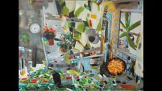 Pieza audiovisual realizada para mi Tesis de Diseo (UBA)  Inspiracin: Banana Yoshimoto Pintura: BALBINA LIGHTOWLER , http://lightowler.blogspot.com.ar/