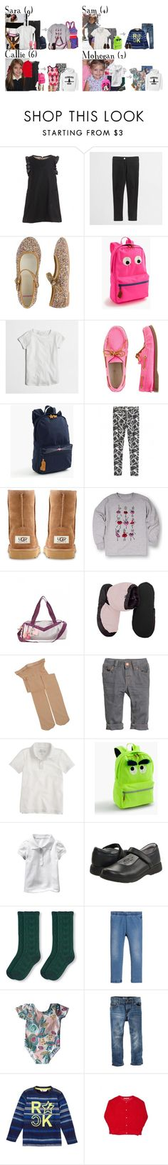 """""""Tuesday // School, Recital Prep, Activities & Dinner // 12/6/16"""" by graywolf145 ❤ liked on Polyvore featuring J.Crew, UGG Australia, Bloch, Capezio, Eddie Bauer, Old Navy, School Issue, Joules, Carter's and Bonpoint"""