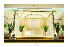 20 Beautiful wedding Dais designs Iam Architect