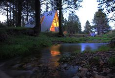 A-Frame Cabin, Far Meadow, California | cabin rentals