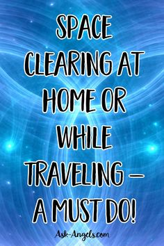 Space clearing is a MUST to ensure a peaceful and harmonious environment. Learn a powerful practice from Melanie Beckler you can use at home or traveling! Purification Essential Oil, Archangel Uriel, Natural Grocers, Spiritual Guidance, Angels, Environment, Spirituality, Traveling, Healing