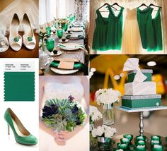 Emerald...Down the Aisle