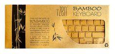 bamboo keyboard