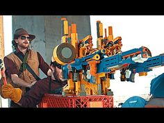 Nerf Team Fortress - Best sound on Amazon: http://www.amazon.com/dp/B015MQEF2K -  http://gaming.tronnixx.com/uncategorized/nerf-team-fortress/