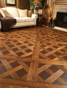Wood Floor Patterns and Designs | Please take a look at our ...