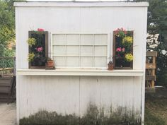 How to Beautify an Old Shed