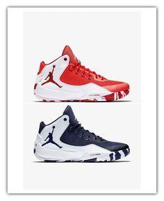Mens Nike Air Jordan Rising High 2 BasketBall Shoes 844066 Autentic NEW