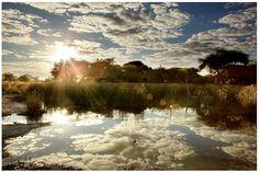 Western Kalahari, Botswana