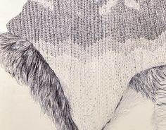 """© Nhu Y Pham -- Check out new work on my @Behance portfolio: """"Winter is Coming"""" http://on.be.net/1WIBgwb"""