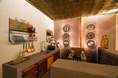 Fogão a lenha - veja lindos modelos em cozinhas modernas e caipiras! - DecorSalteado