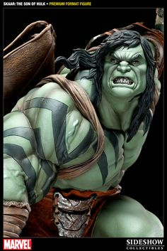 Sideshow collectables Skaar - Google Search
