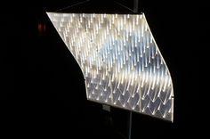 Ingo Maurer - flexible LED films - light as material