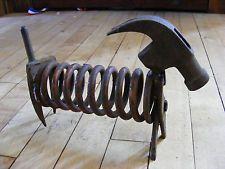 Metal --- Wiener Dog---- Garden Art Yard --Farm Junk