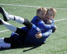 Søskenkjærlighet på fotballcup | Nordstrands Blad