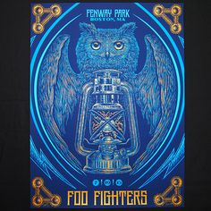 Todd Slater   - Foo Fighters - Fenway Park