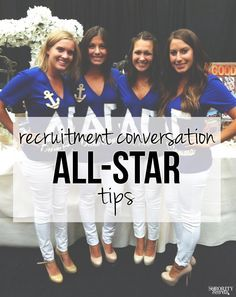 Recruitment Conversation All-Star Tips  Let our 15 years of experience help you hire great tech talent. Contact us at carlos@recruitingforgood.com