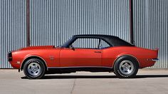 1968 Chevrolet Camaro RS/SS Motion Phase III L88 427 CI, 4-Speed, 4,085 Miles presented as lot R226 at Kissimmee, FL 2016 - image2