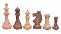 Wooden Handcarved Weighted Staunton Chess Set Shesham Wood 4Q. http://www.chessbazaar.com/wooden-handcarved-weighted-staunton-chess-set-shesham-wood-4q-471.html