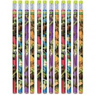 Our Teenage Mutant Ninja Turtles Pencils come in four designs, each representing a character. Fill your little ninja's stationery set pencils. Package contains 12 Teenage Mutant Ninja Turtles Pencils Wholesale Party Supplies, Online Party Supplies, Kids Party Supplies, Party Supplies Australia, Types Of Pencils, Wholesale Balloons, Book Week Costume, Boy Costumes, Halloween Costumes