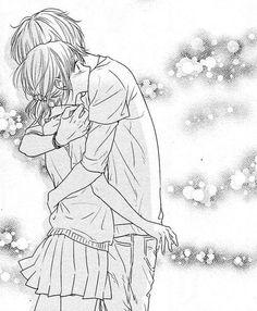 Manga couple