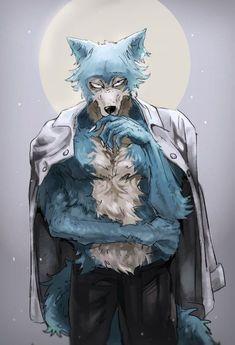 #wolf#beastars#legoshi#conflict#anime#netflix#wallpers#fondodepantalla#beautiful#graywolf #wallpaper Animal Crossing, Anime Characters, Wolf, Fan Art, Japan, Manga, Wallpapers, Season 2, Animals