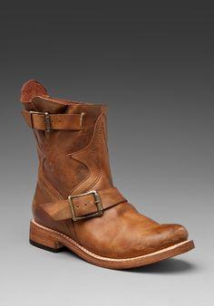 boots - x Freebirds Gatwickk Buckle Moto by STEVEN
