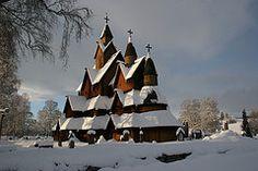 Heddal Norway Stave Church