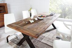 Jídelní dřevěný stůl NEW CASTLE