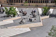 Campus-park-square « Landscape Architecture Works | Landezine