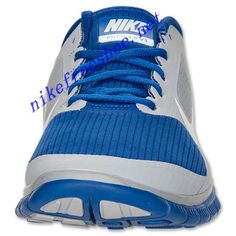 reputable site 434c1 922ee Nike Free 4.0 V3 Womens Wolf Grey White Hyper Blue 579958 014 Louis Vuitton  Hat,