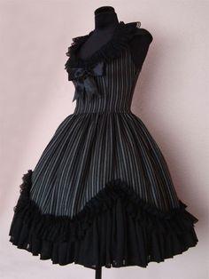 Striped Lolita