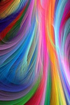 Colour streams...