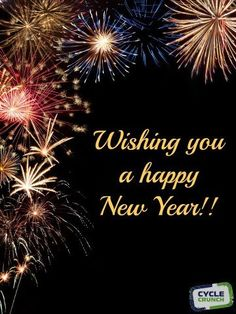 wishing everyone a happy and safe new year god bless happy