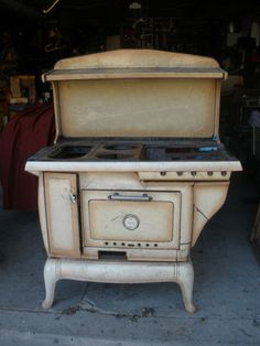 Wood / Coal / Gas Cook Stove