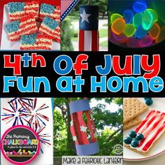 elementary 4th of july crafts