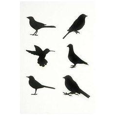 bird stencils - Google Search