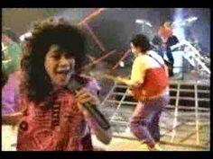 The Jets - Crush on You-Wow, memory lane bad time! memori, 1986, crush, 80s music, poppi music, classic 80s, poppies, jet, music video