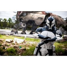 Me as Wolffe