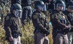 Police Turn In Badges Rather Than Incite Violence Against Standing Rock Protestors | At least two police officers turned in their badges today after acknowledging that attacking peaceful protestors is not what they signed up for.