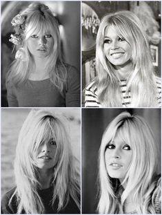 New How To Style Bangs Fringes Brigitte Bardot 21 Ideas Bridget Bardot Hair, Brigitte Bardot Hairstyle, Bardot Brigitte, Hairstyles With Bangs, Pretty Hairstyles, Hair Inspo, Hair Inspiration, How To Style Bangs, Corte Y Color