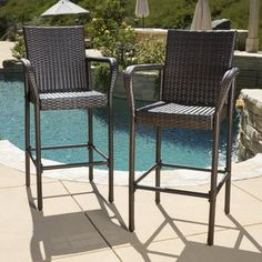 Outdoor Patio Bar Stools Look more at http://besthomezone.com/outdoor-patio-bar-stools/18410