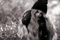 Luna ♥ | by Siniirr Wigs, Winter Hats, Kitty, Long Hair Styles, Jasmine, Beauty, Fashion, Hair Wigs, Beleza