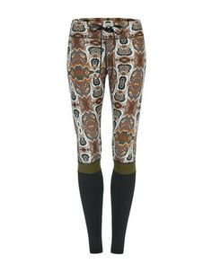 Crazy pants - I love them. Prana Slice - Python / Black