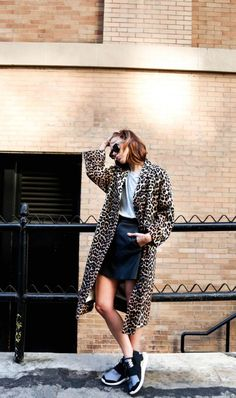 8 Chill Outfits That Look Great With Coats via @WhoWhatWear