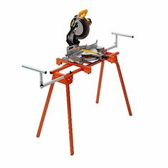 Looking for a basic miter saw table? My HTC PM4000 Review will reveal whether this is the right miter saw stand for your miter saw.