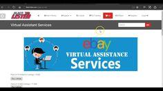 Διαχείριση VA Accounts - περιορισμένη πρόσβαση - eBay Virtual Assistant